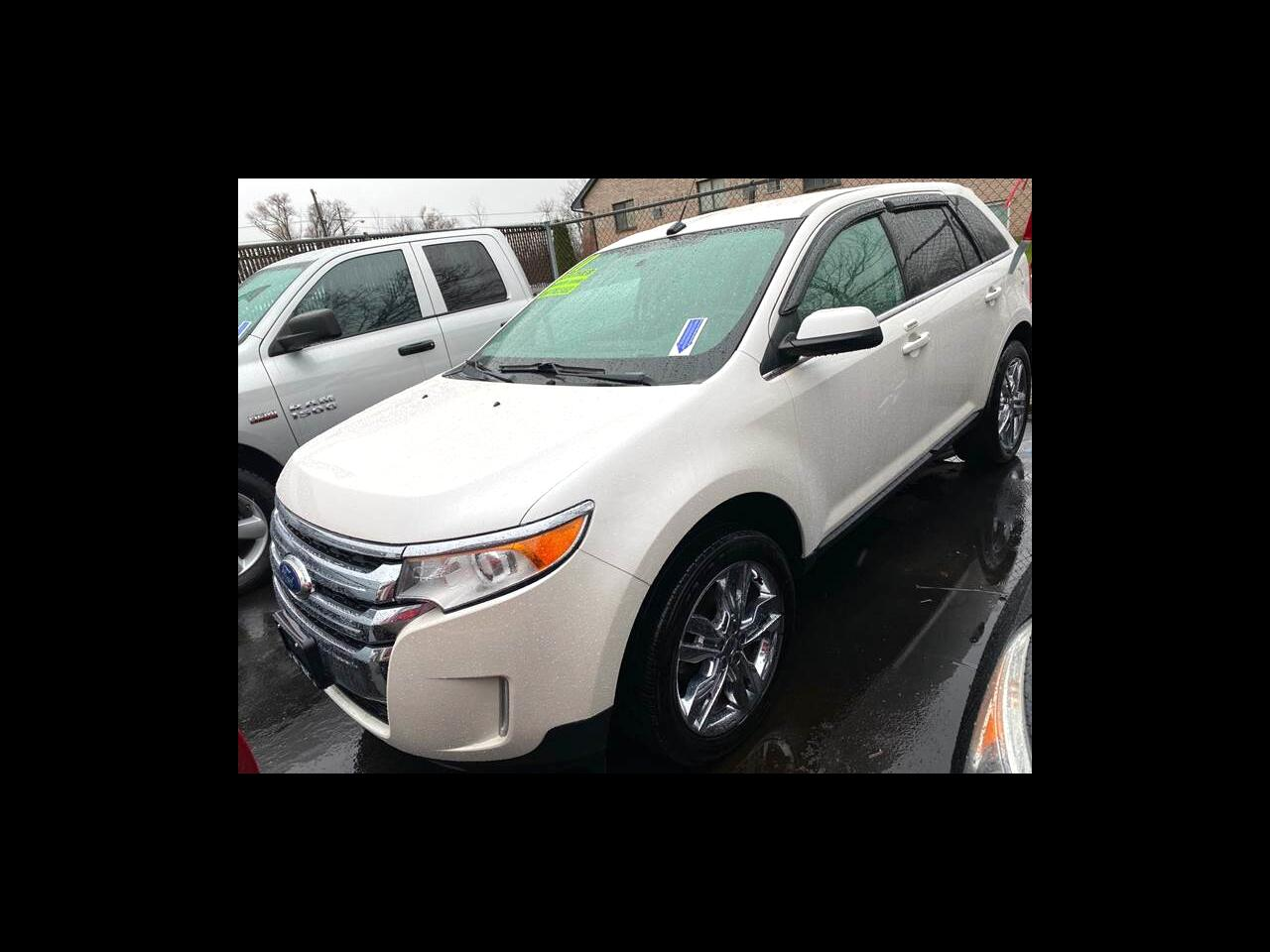 Ford Edge Limited FWD 2011