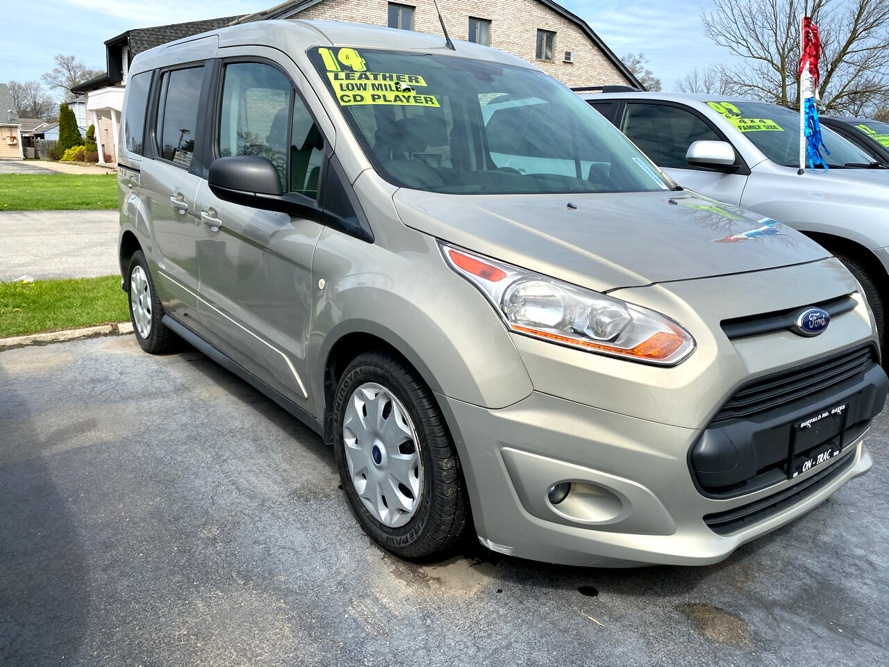 Ford Transit Connect Wagon XLT 2014