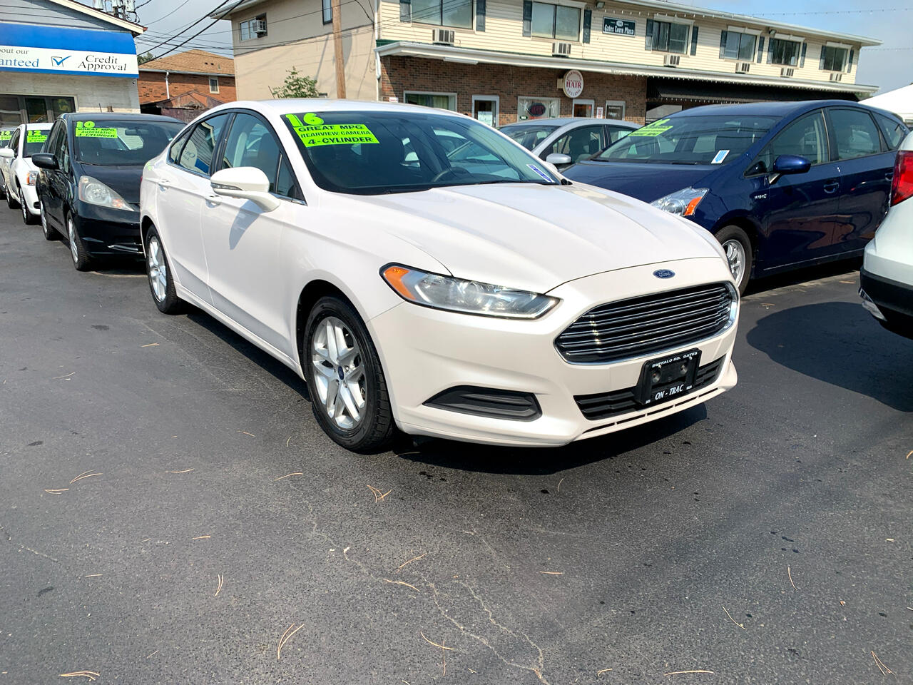 Ford Fusion 4dr Sdn SE FWD 2016