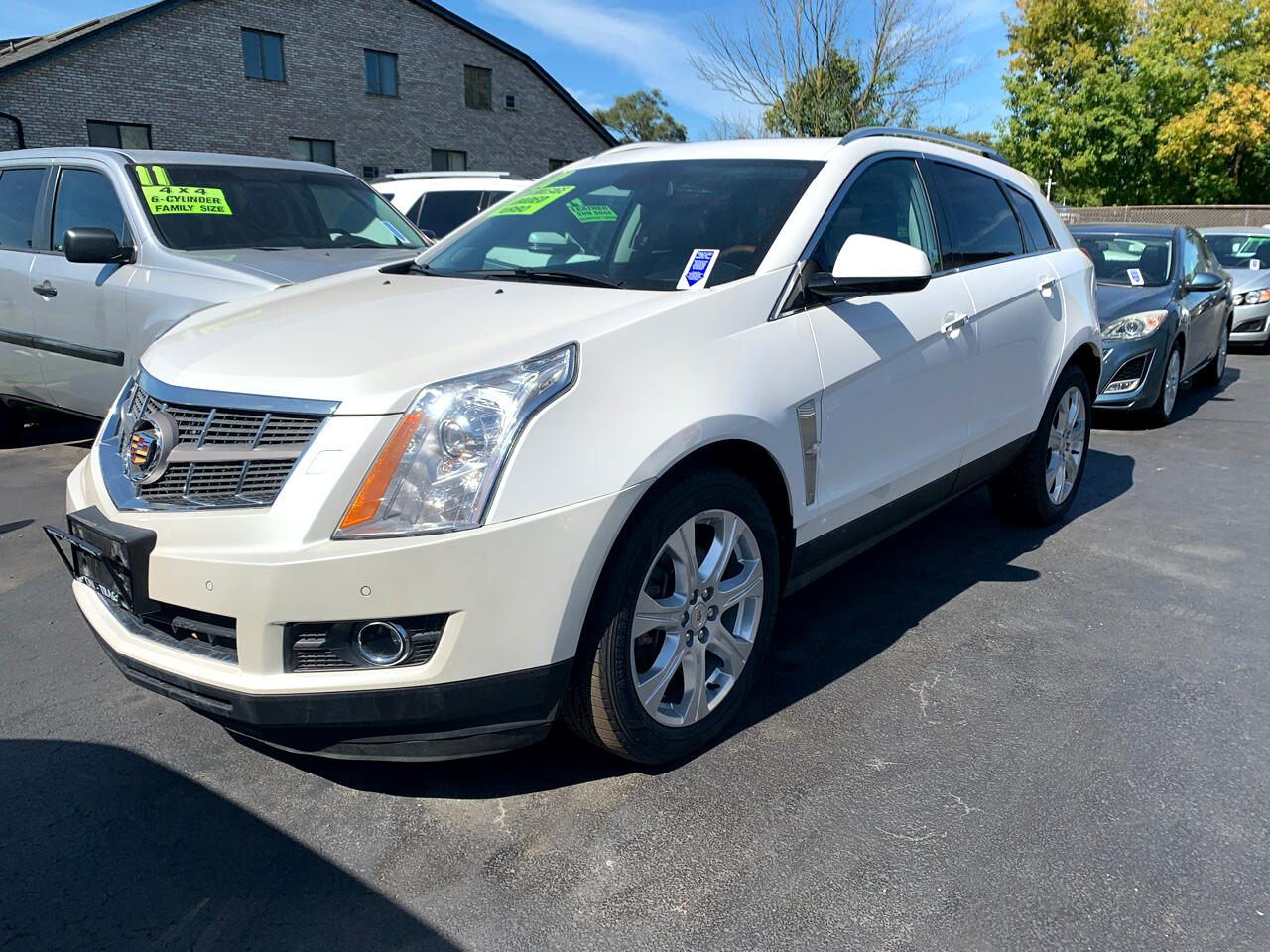 Cadillac SRX AWD 4dr Turbo Performance Collection *Ltd Avail* 2011