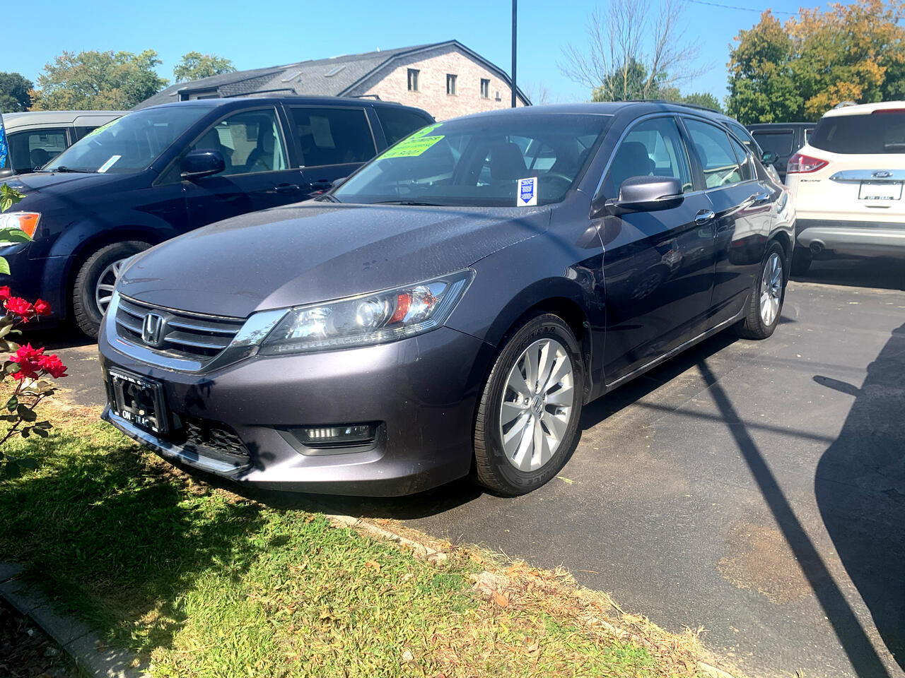 Honda Accord Sedan 4dr I4 CVT EX 2015