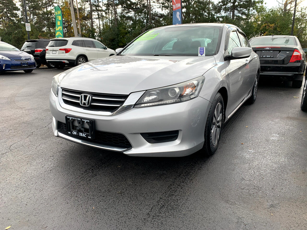 Honda Accord Sedan 4dr I4 Man LX 2014
