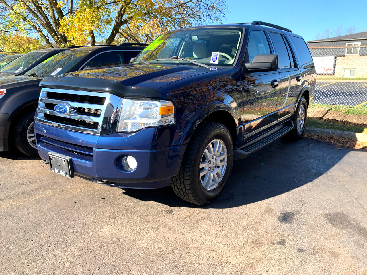 Ford Expedition 4WD 4dr King Ranch 2011