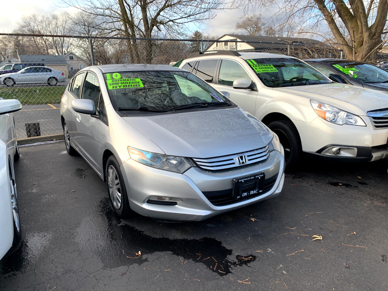 Honda Insight 5dr CVT LX 2010