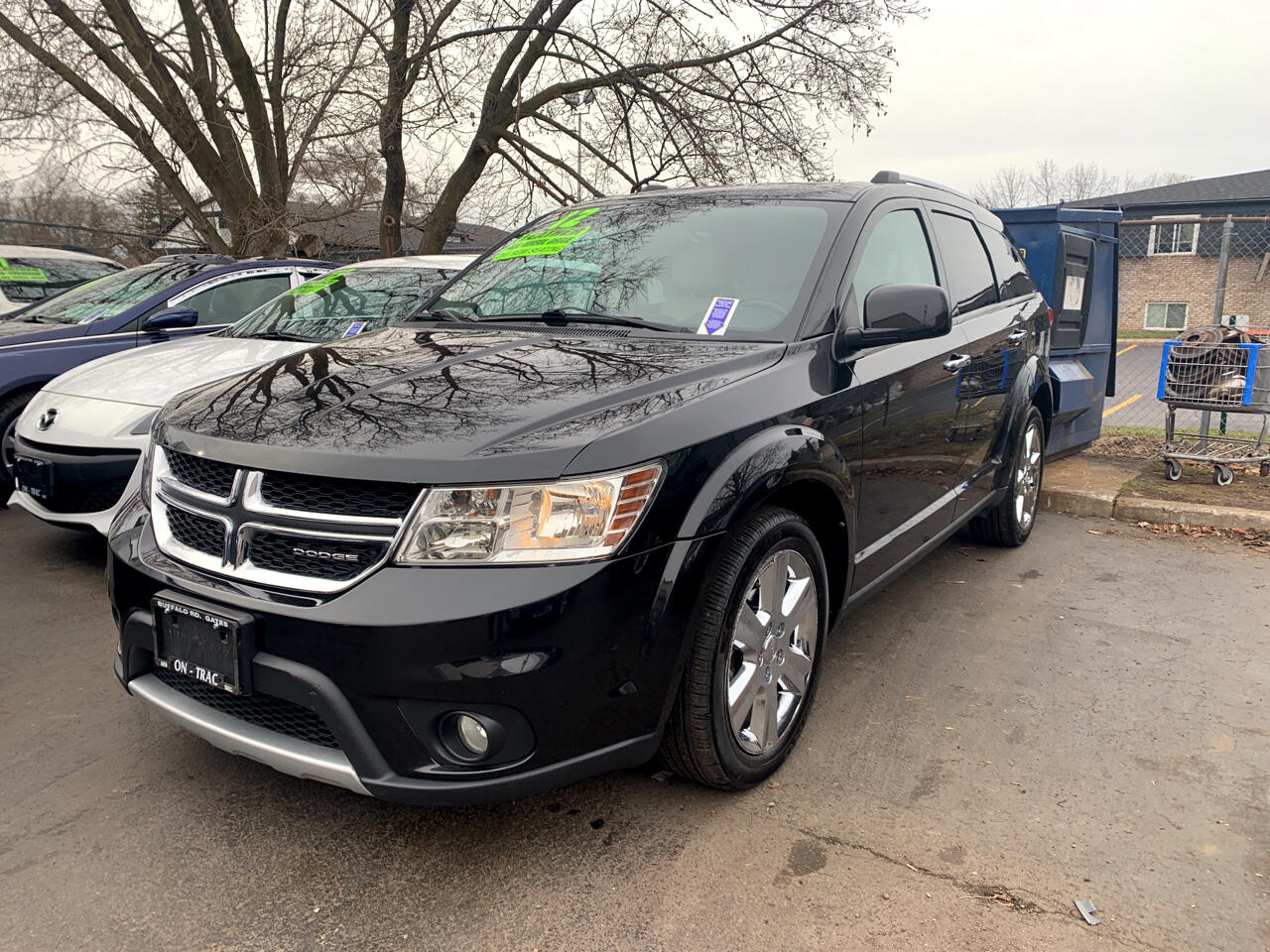 Dodge Journey AWD 4dr Crew 2012