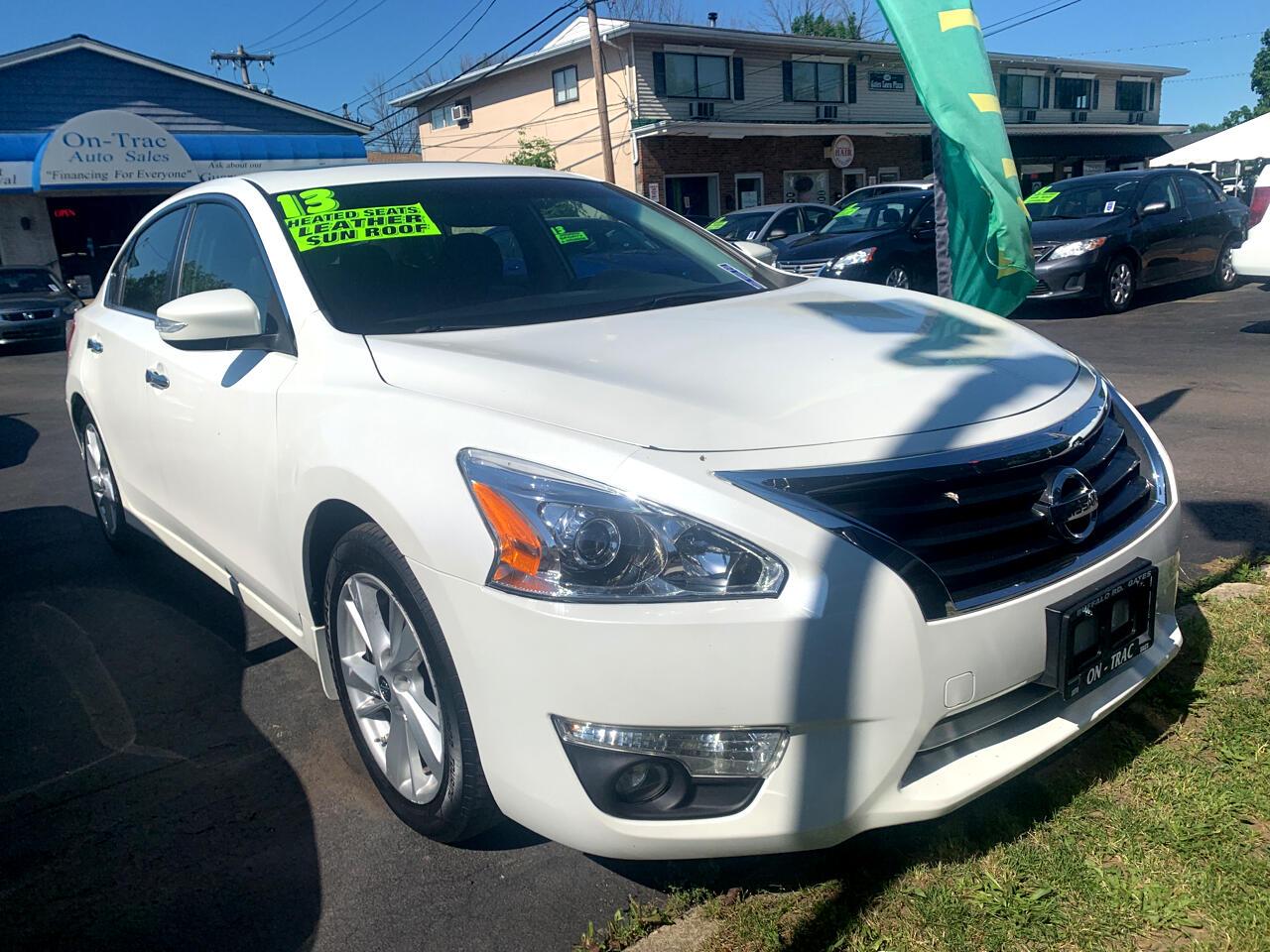 Nissan Altima 4dr Sdn I4 2.5 SL *Ltd Avail* 2013