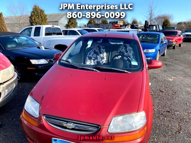 Chevrolet Aveo LT Sedan 2005
