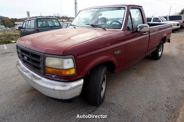 Ford F-150 XL Reg. Cab 2WD 1993