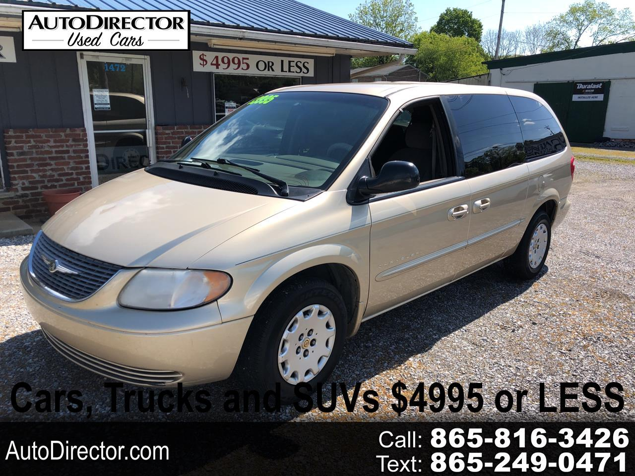 Chrysler Town & Country 4dr LX FWD 2001