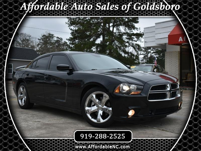 Dodge Charger 4dr Sdn RT Max RWD 2014