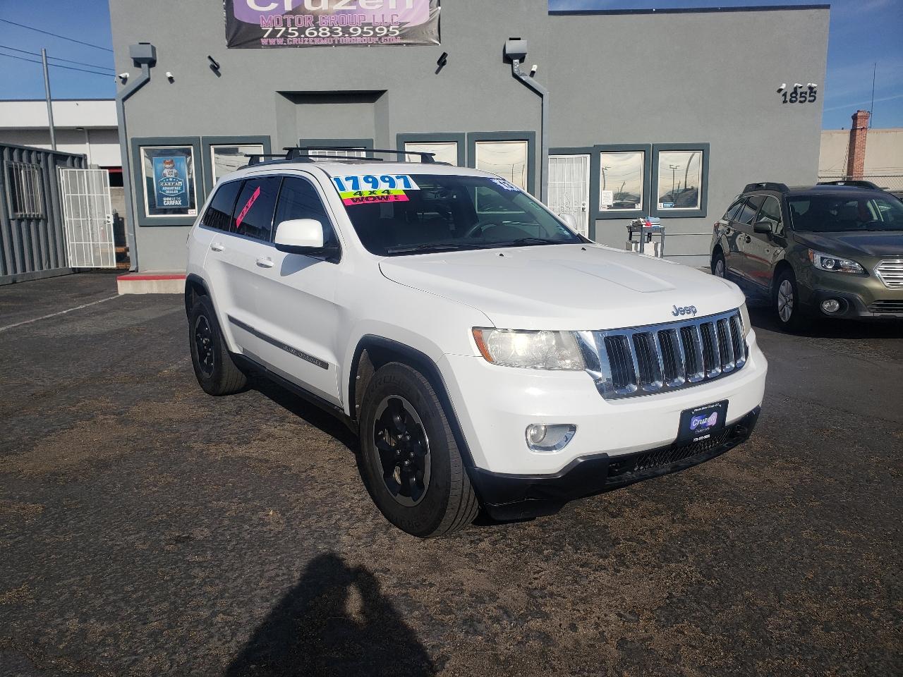 Jeep Grand Cherokee 4WD 4dr Laredo 2013
