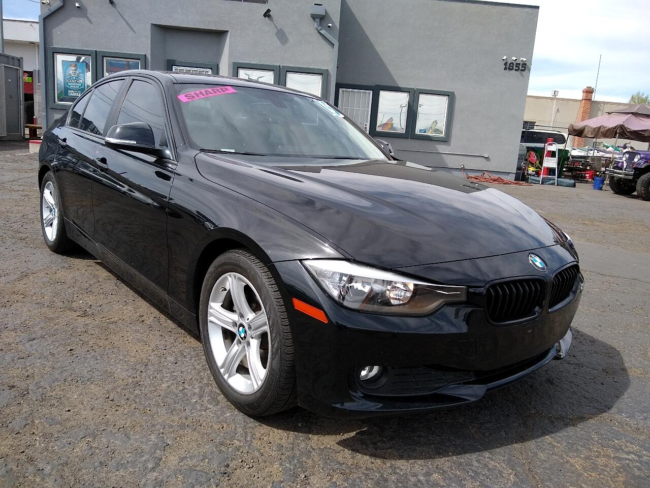BMW 3 Series 4dr Sdn 320i RWD South Africa 2015