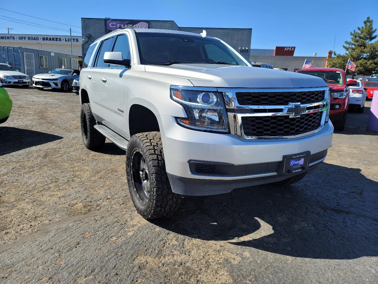 Chevrolet Tahoe 4WD 4dr LT 2015