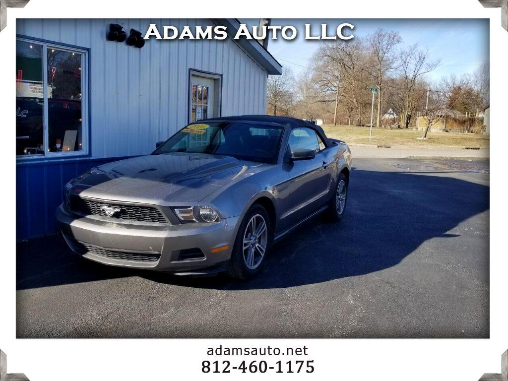 Ford Mustang V6 Convertible 2010