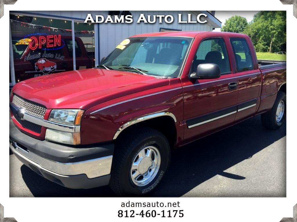 Chevrolet Silverado 1500 LT Ext. Cab Long Bed 4WD 2004