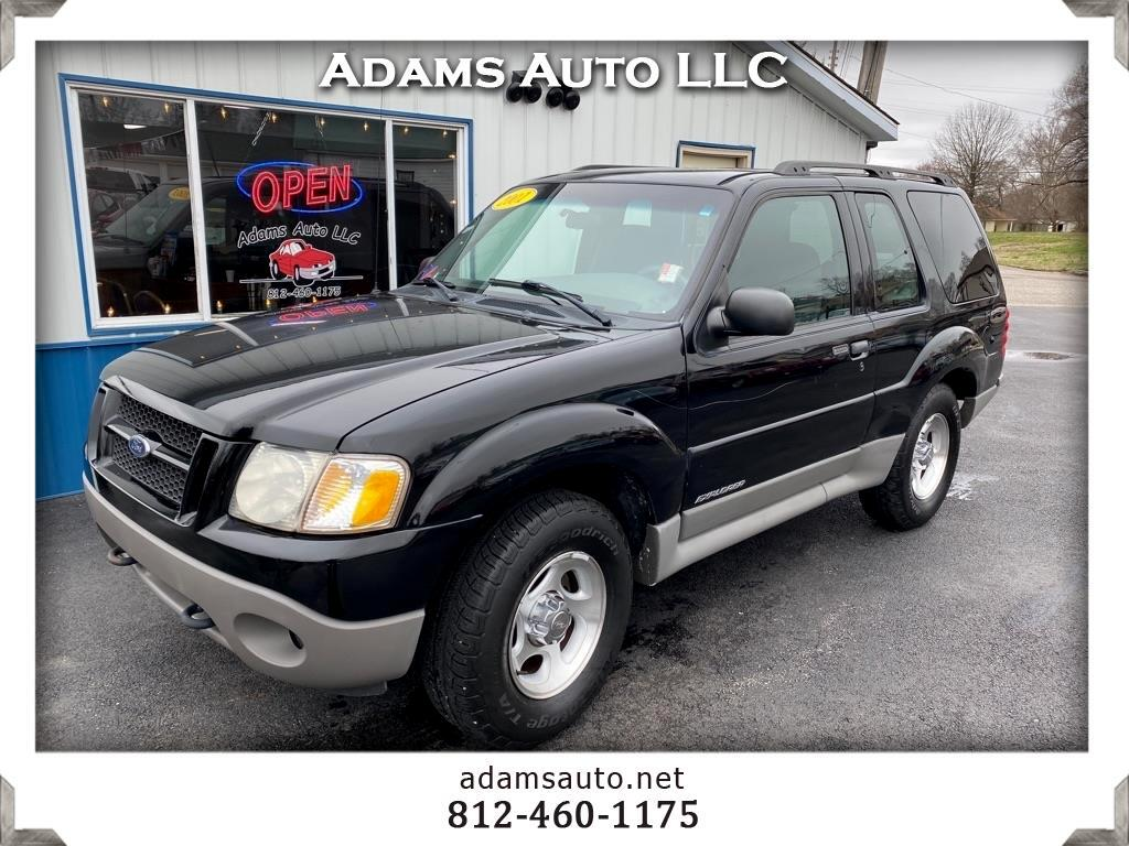 Ford Explorer Sport 4WD 2001