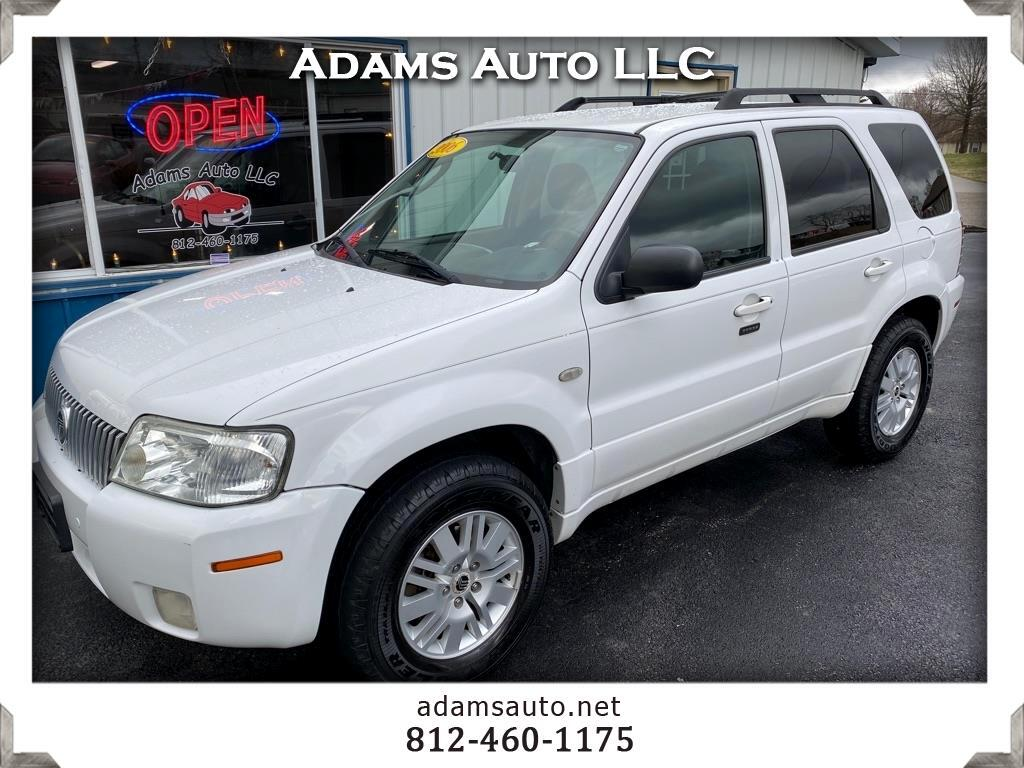 Mercury Mariner Luxury 4WD 2006