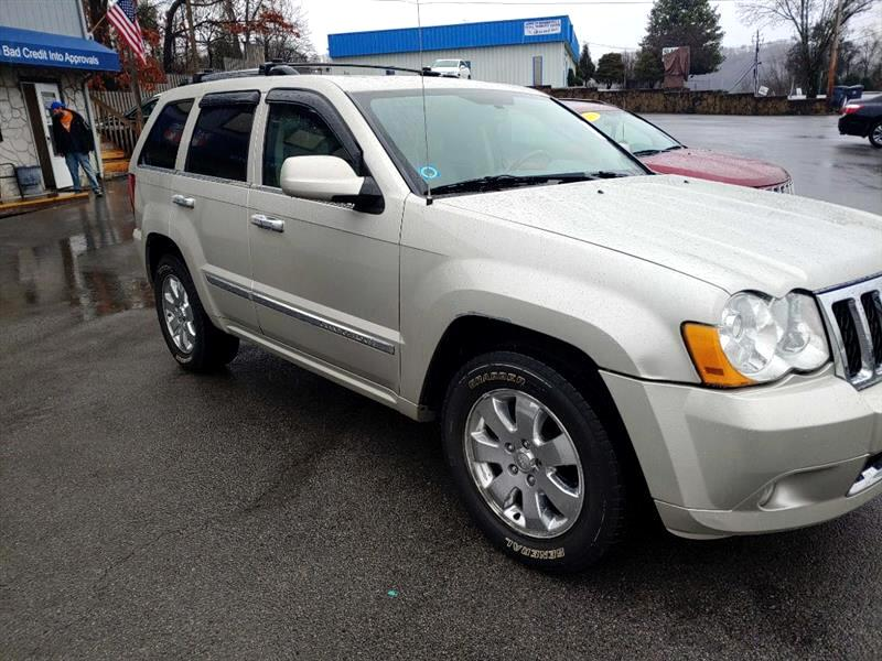 Jeep Grand Cherokee Overland 4WD 2008