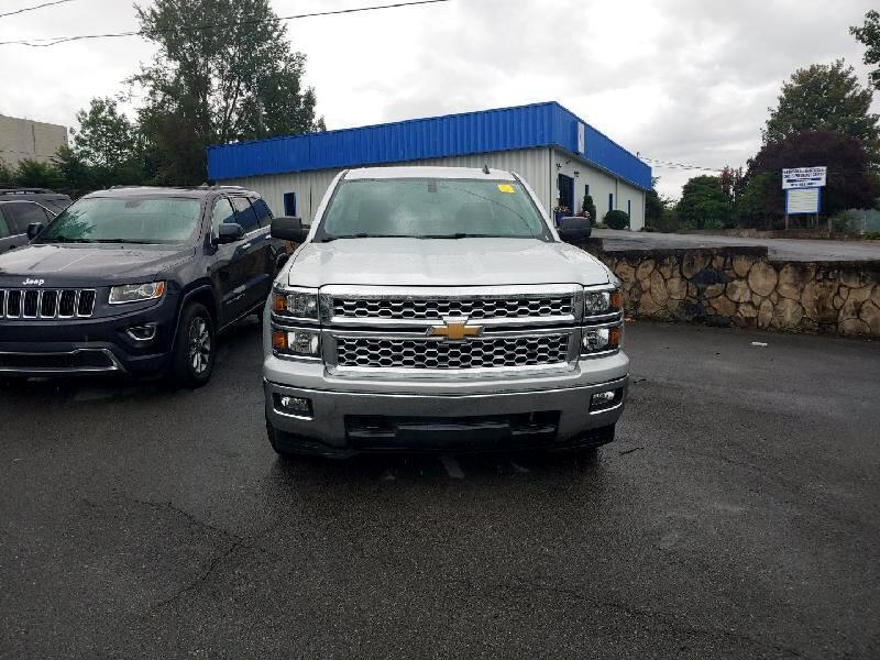 Chevrolet Silverado 1500 2LT Double Cab 4WD 2014