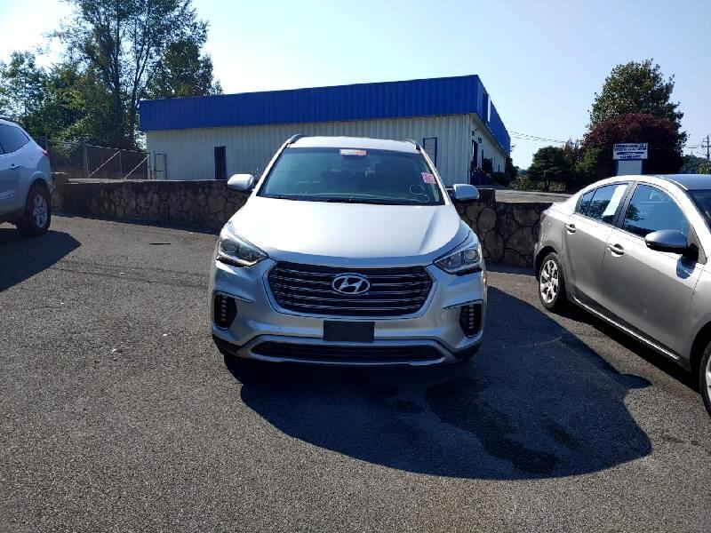 Hyundai Santa Fe SE FWD 2017