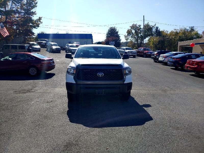 Toyota Tundra SR5 4.6L V8 Double Cab 4WD 2018