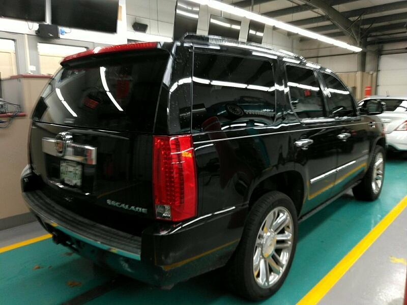 Cadillac Escalade 2WD Platinum 2011