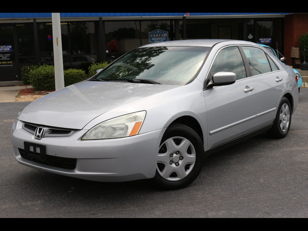 Honda Accord LX sedan 2005