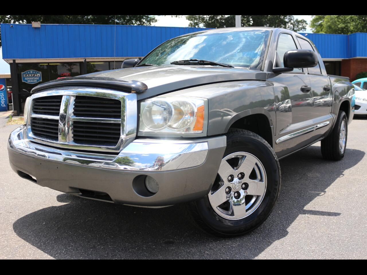 Dodge Dakota Laramie Quad Cab 4WD 2006