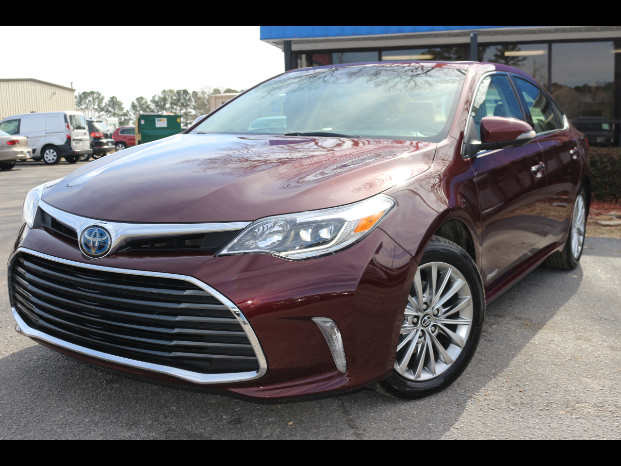 Toyota Avalon Hybrid XLE Plus 2018