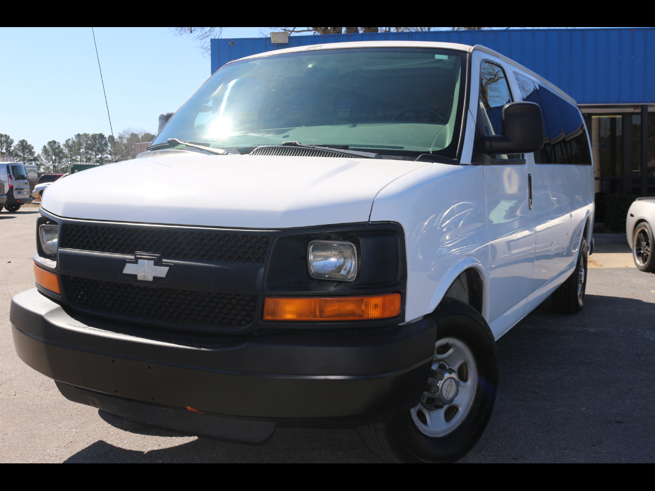 Chevrolet Express LS 3500 Extended 2008