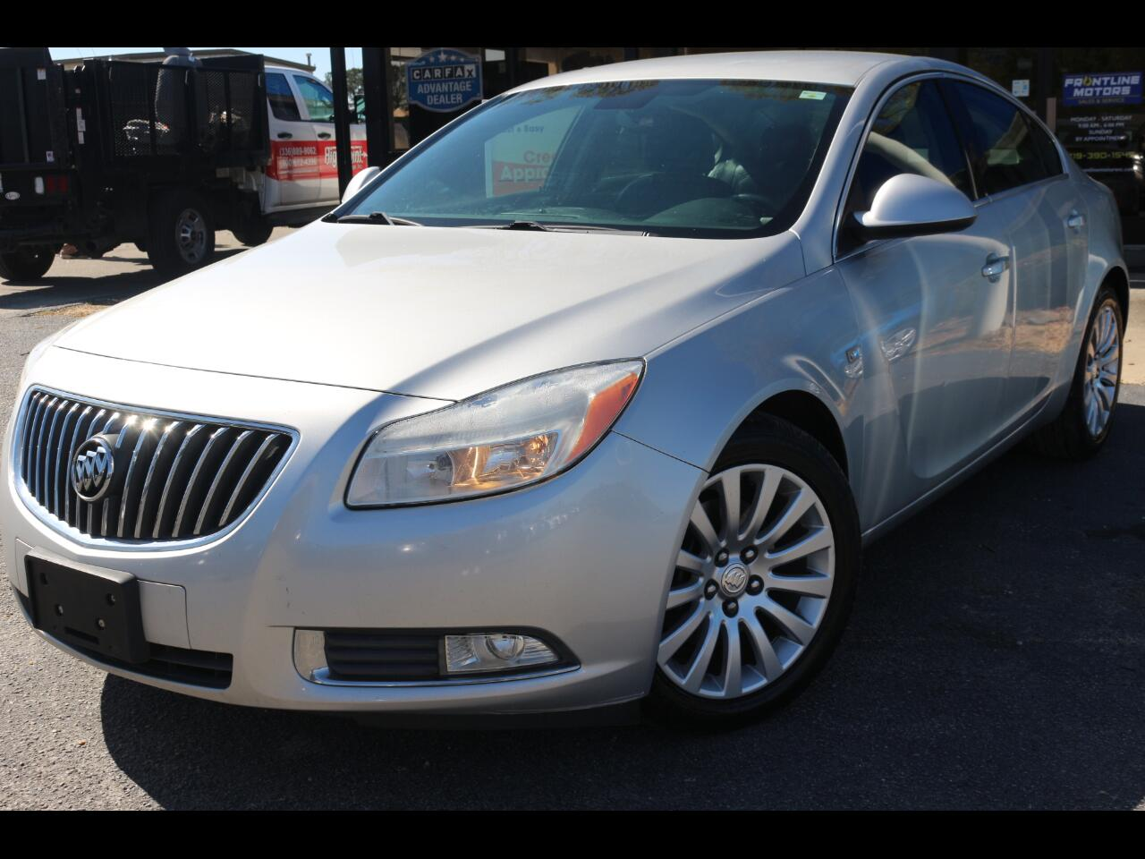 Buick Regal CXL Turbo - 1XT 2011