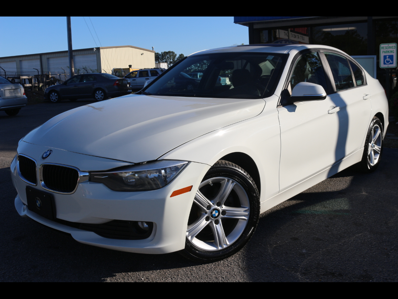 BMW 3-Series 320i xDrive 2015