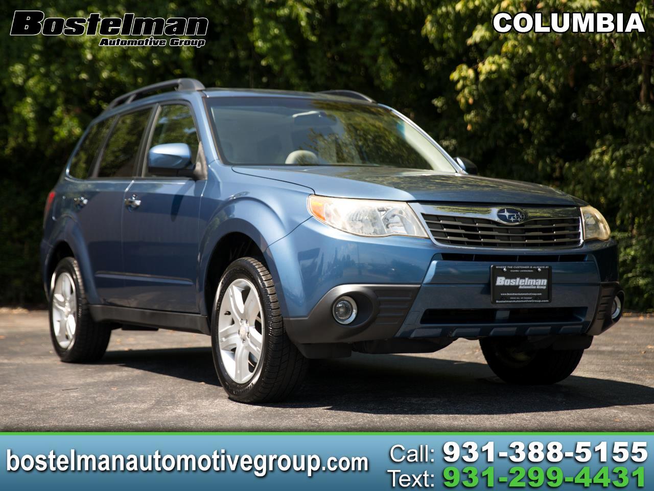 Subaru Forester (Natl)  2009