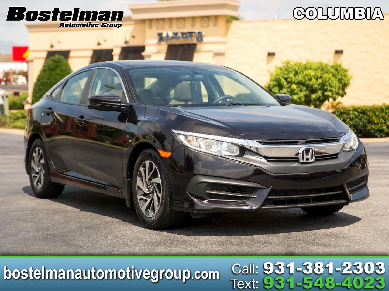Honda Civic Sedan  2016