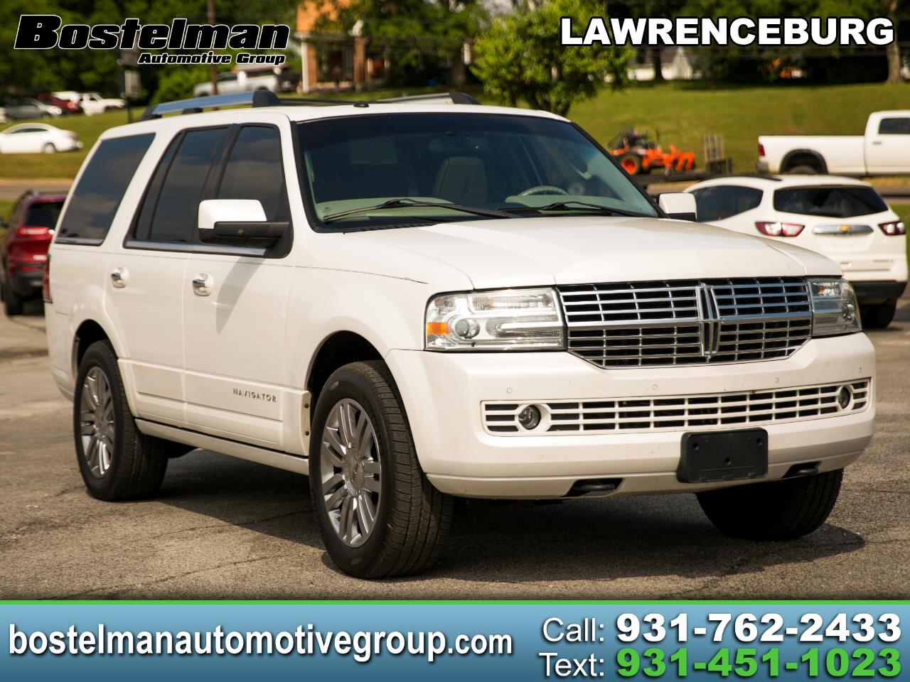 Lincoln Navigator  2010