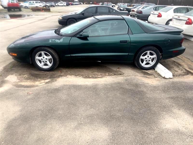 Pontiac Firebird Coupe 1997