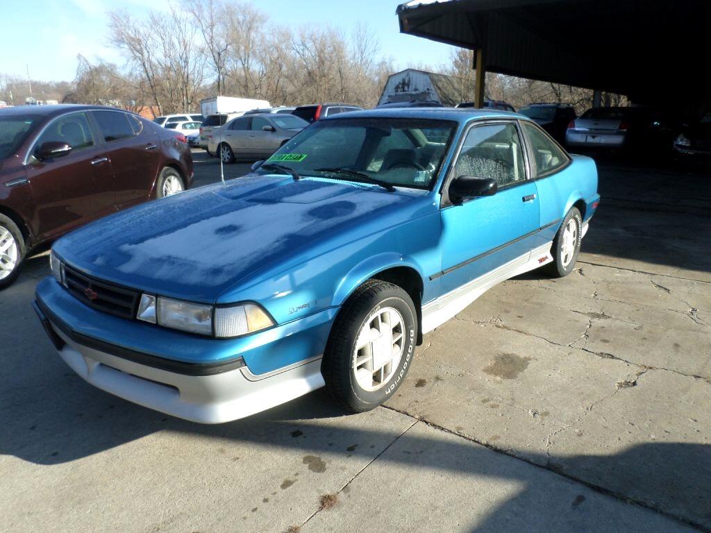 Chevrolet Cavalier 2dr Coupe Z24 1990