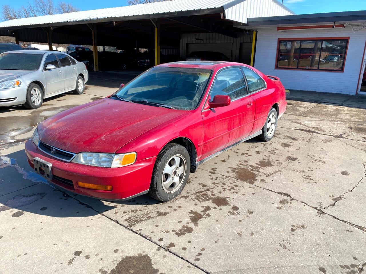 Honda Accord Cpe 2dr Cpe Special Edition Auto 1997