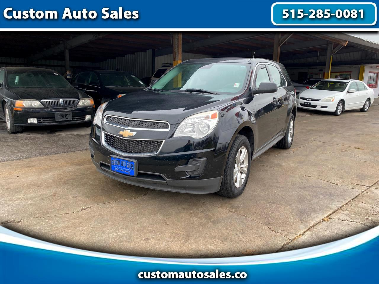 Chevrolet Equinox AWD 4dr LS 2013