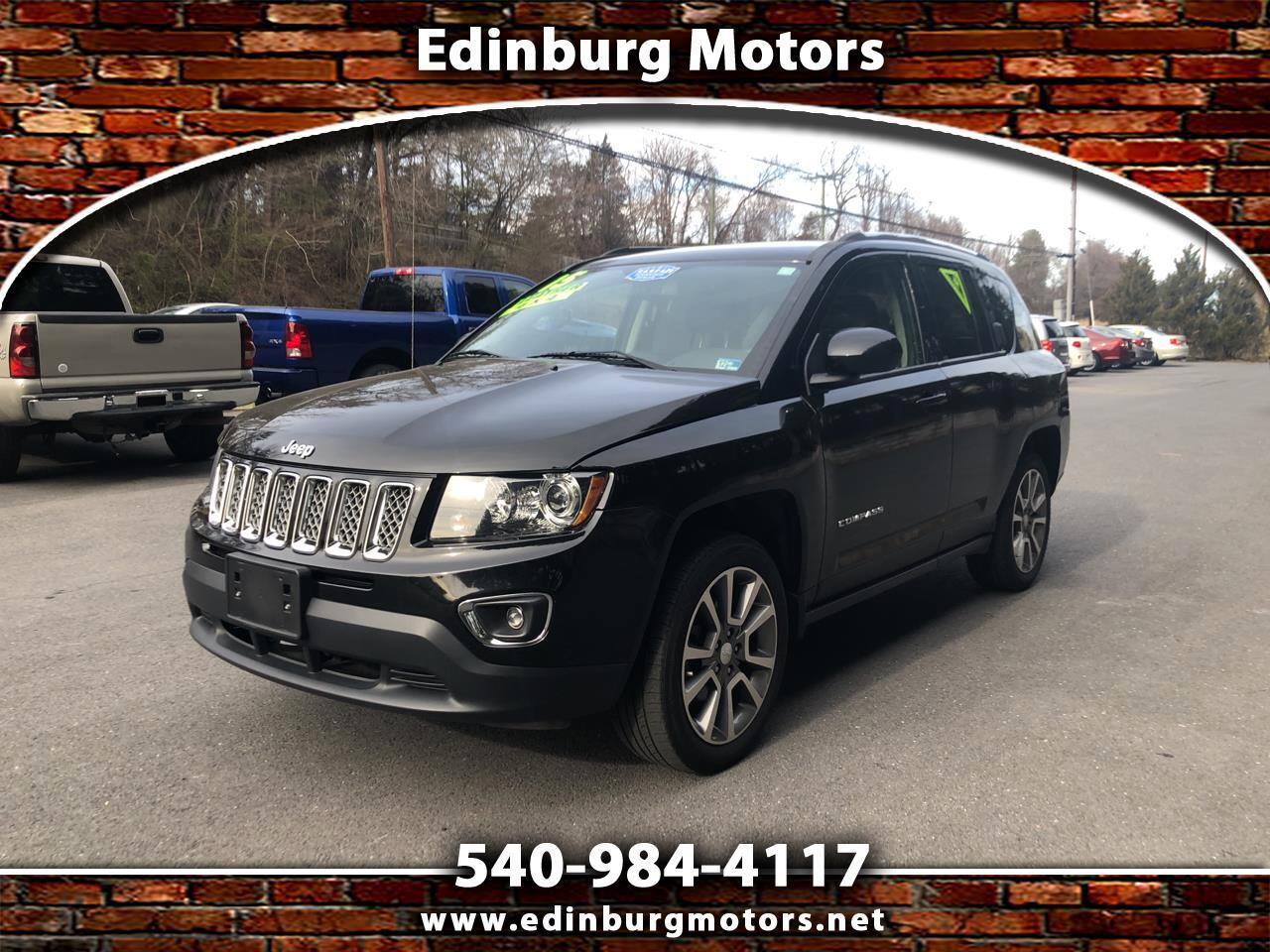 Jeep Compass 4WD 4dr Limited 2015