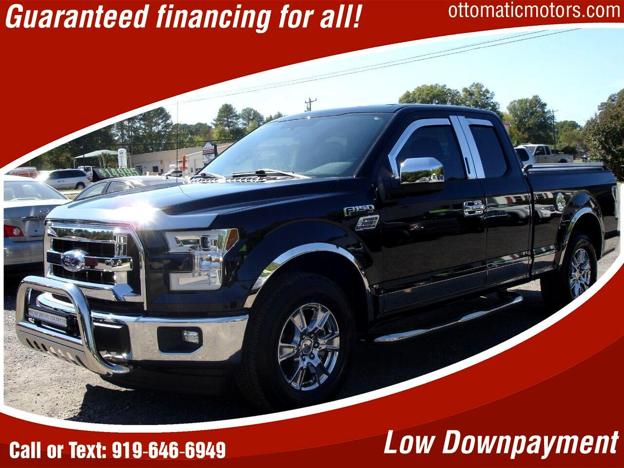 Ford F-150 XLT SuperCrew 2WD 2017