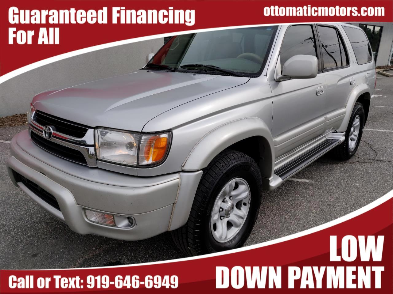 Toyota 4Runner Limited 4WD 2001