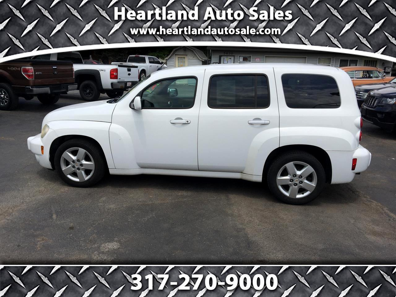 Used 2011 Chevrolet Hhr Fwd 4dr Lt W 1lt For Sale In Indianapolis