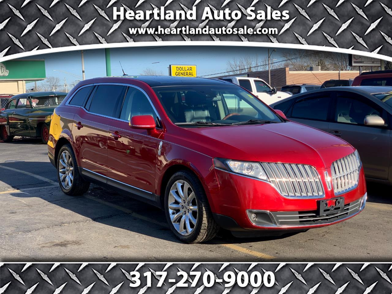 Lincoln MKT 4dr Wgn 3.7L AWD 2011