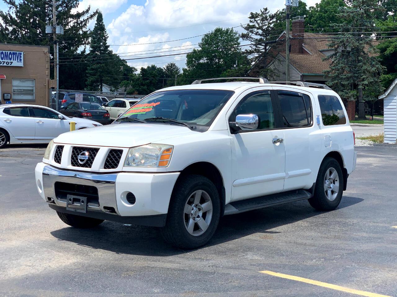Nissan Pathfinder Armada SE 4WD 2004