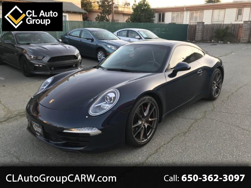 Porsche 911 Carrera Coupe 2013