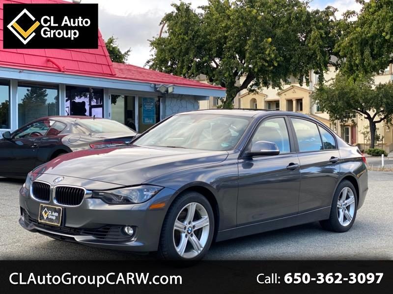BMW 3-Series 328i xDrive Sedan 2013