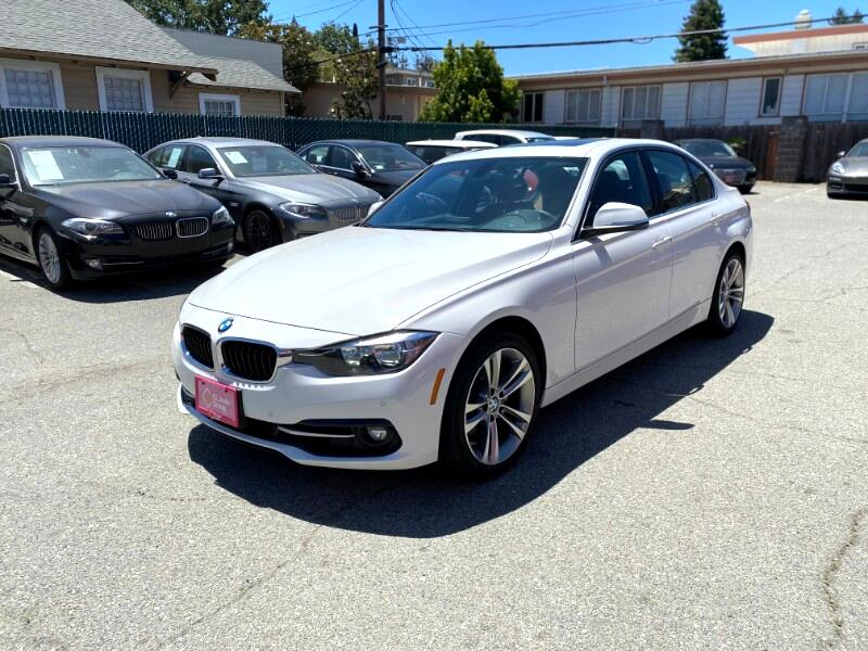 BMW 3-Series 330i SULEV Sedan 2017