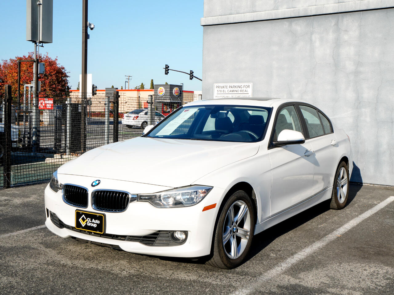 BMW 3-Series 328i xDrive Sedan 2015