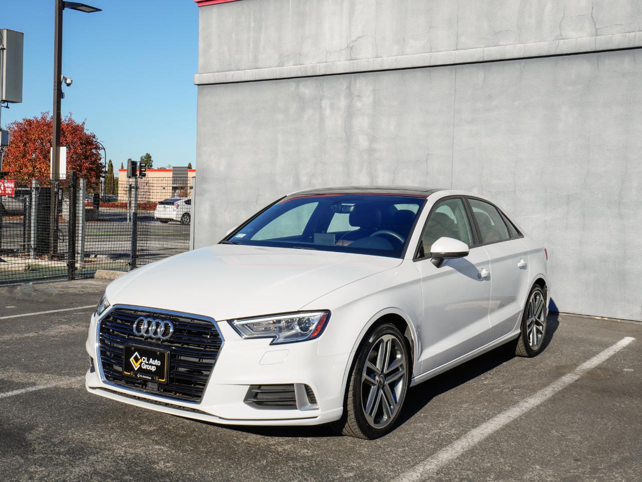Audi A3 2.0 TFSI Premium 2017